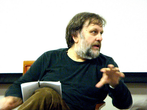 Slavoj Zizek in Liverpool – by Andy Miah