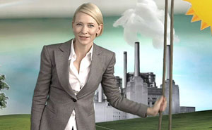Blanchett and carbon