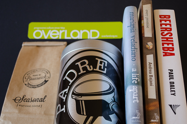 Daily Books and Coffee 1