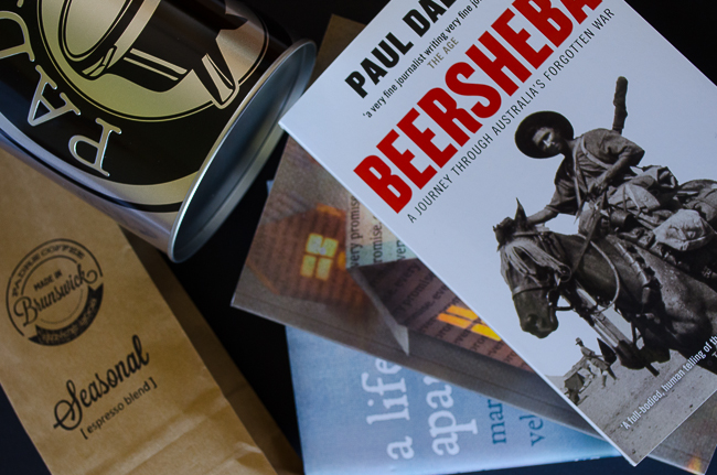 Daily Books and Coffee 5