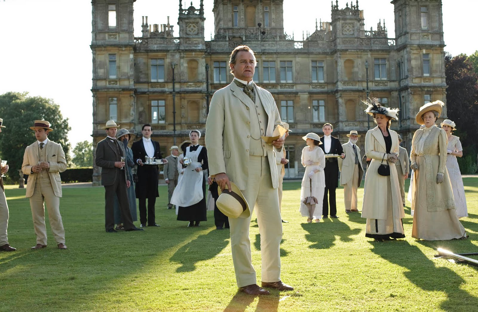 Downton Abbey And The Heritage Industry Overland