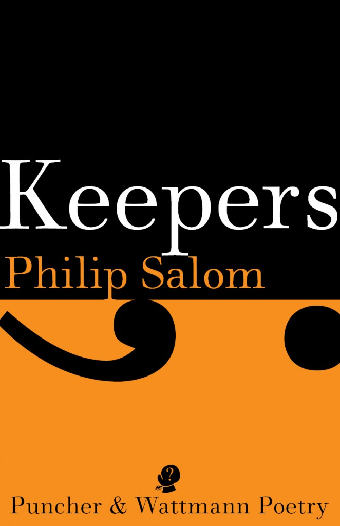 Keepers -- cover