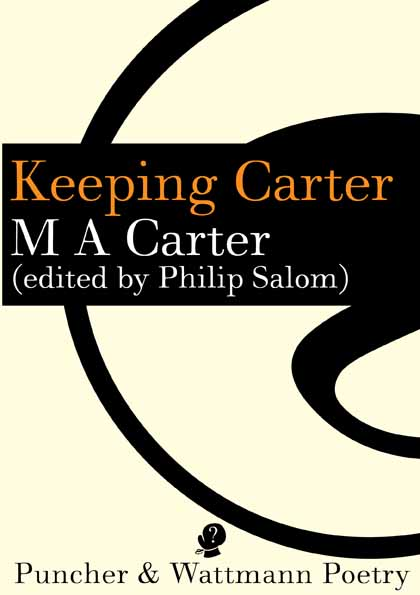 Keeping Carter -- cover