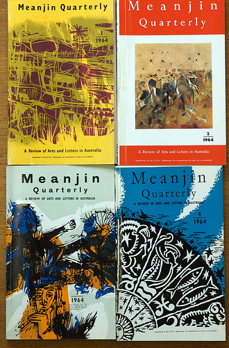 Meanjin covers