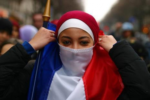 Protester_France