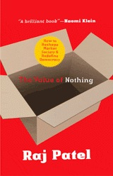 'The value of nothing'