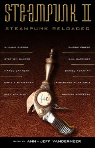 Steampunk II - cover
