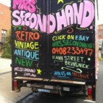 Subscriberthon sponsor: Mrs Secondhand