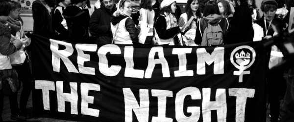 reclaimthenight