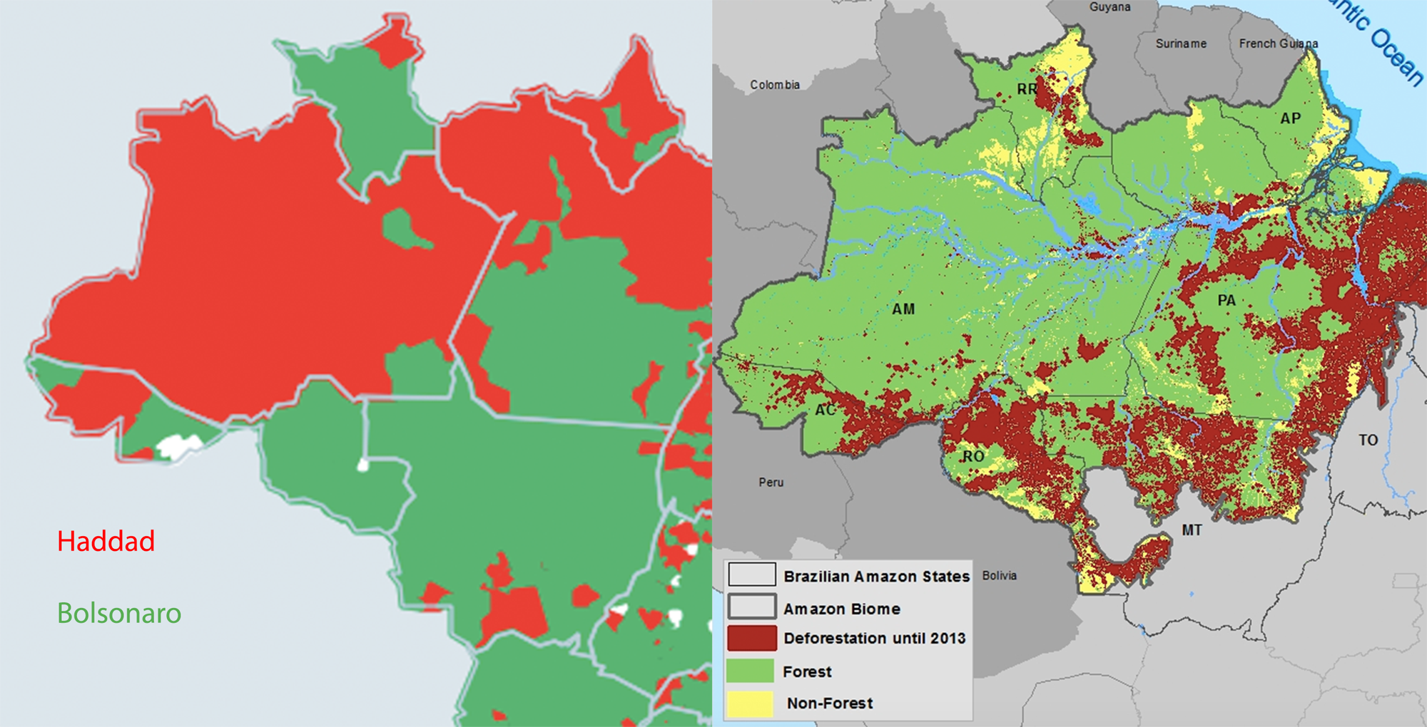 Map Of France Voting.Un Mappable Fascism What Maps Can And Can T Explain About The