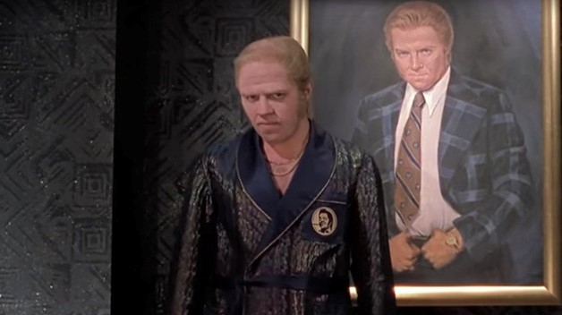 Thomas F Wilson as Biff Tannen in Back to the Future II (1989)