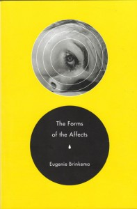 Forms of the affects2