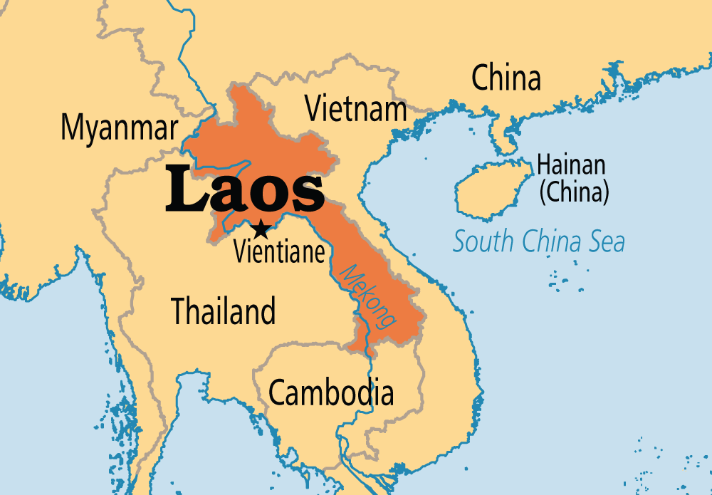 Disappeared in Laos 216 Spring 2014 Andrew Nette Overland
