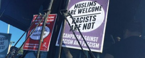 Muslims are welcome