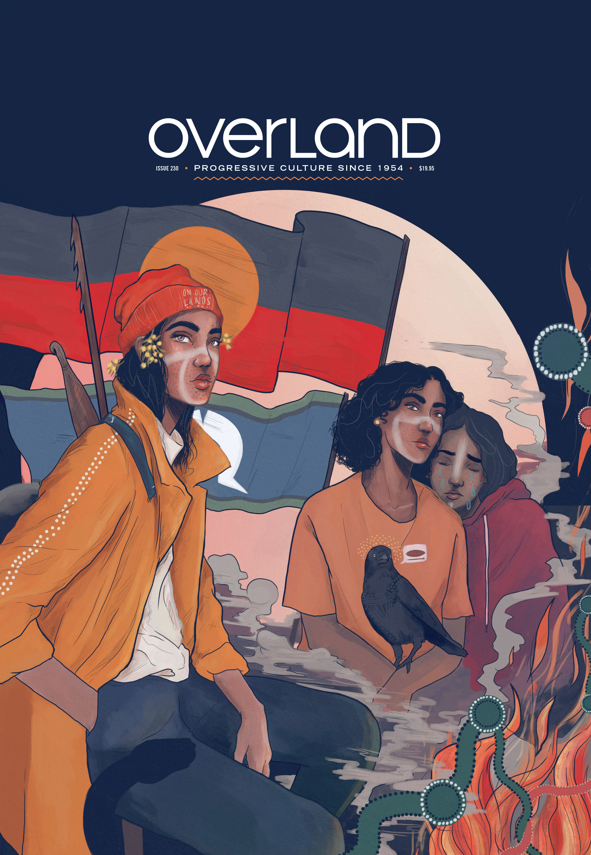 Cover of Overland #230