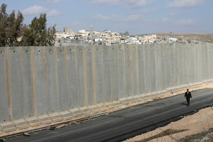 Israel's 'security barrier'
