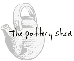 The pottery shed