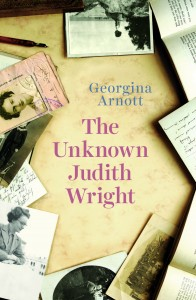 The_Unknown_Judith_Wright_Cover