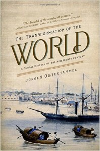 Transformation of the world cover
