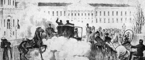 Tsar assassination