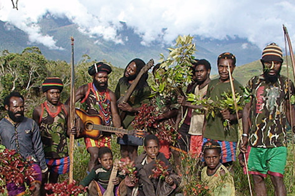West Papua rising: artists under the Occupation  Overland literary journal