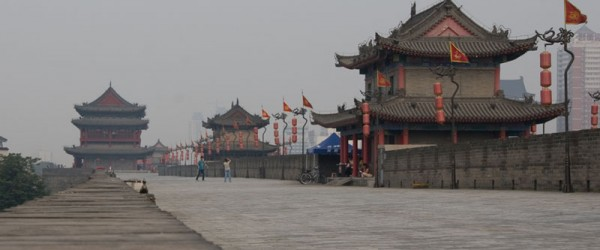 Xi'an_-_City_wall_-_006