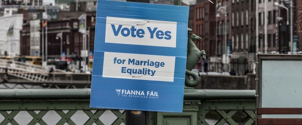 Irish same-sex marriage referendum